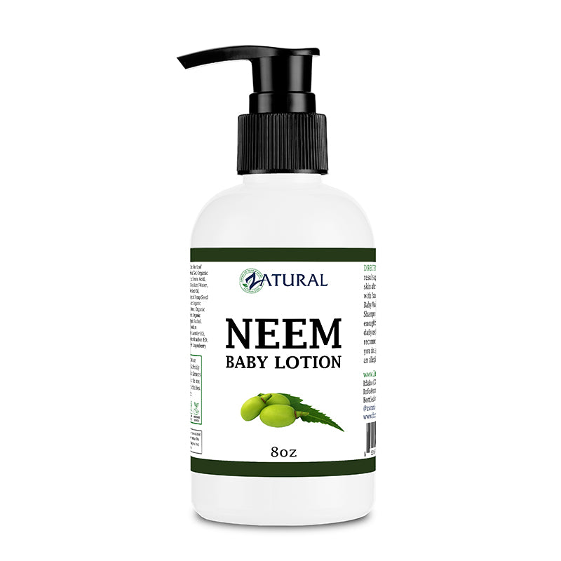 Baby Lotion with Organic Neem Oil