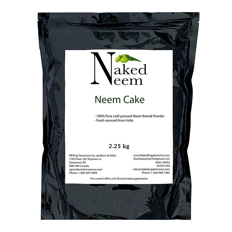 Neem Cake Organic Fertilizer