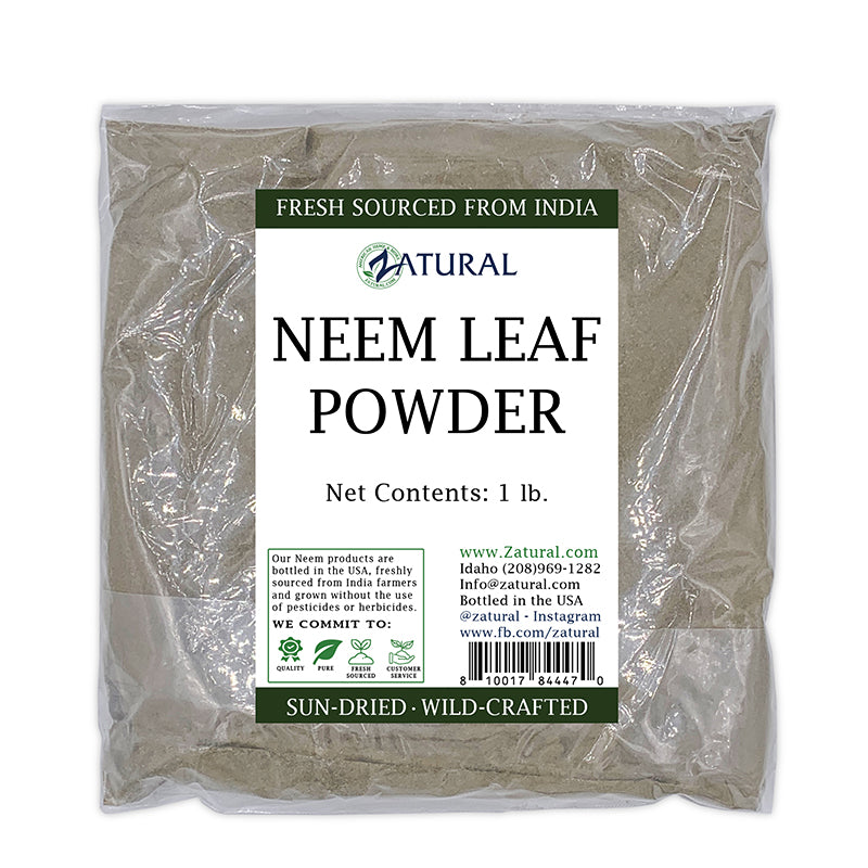 1lb Neem Leaf Powder
