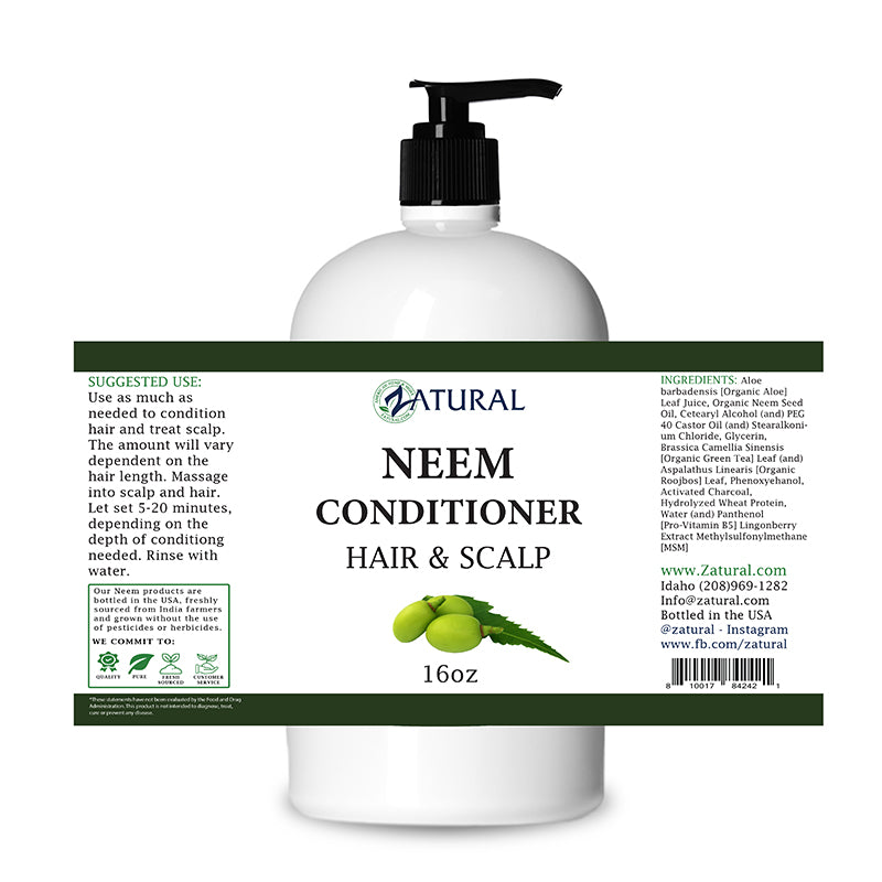 16oz Neem Conditioner