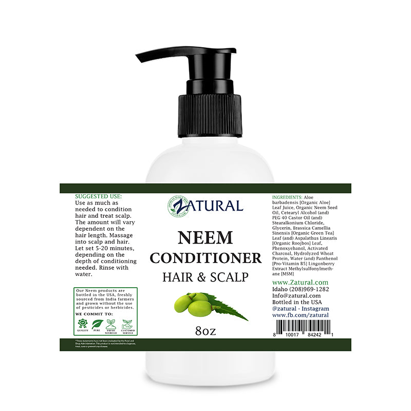 8oz Neem Conditioner
