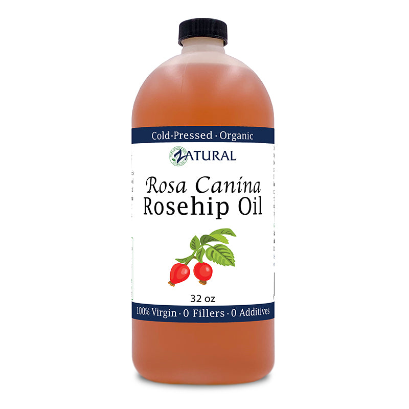 Rosa Canina Organic Rose Hip Oil - Cold Pressed