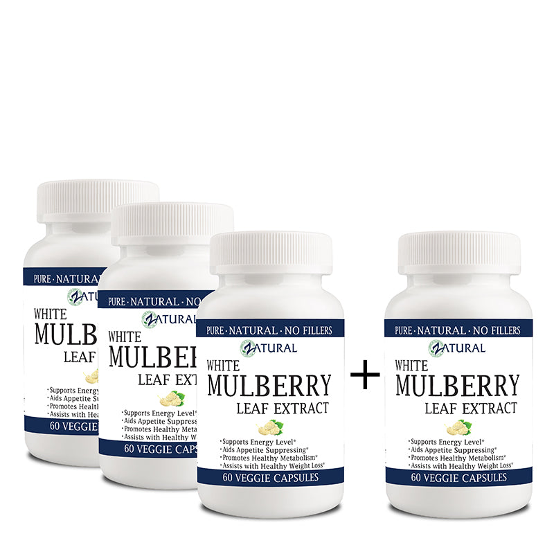 White Mulberry Extract - Extra Strength