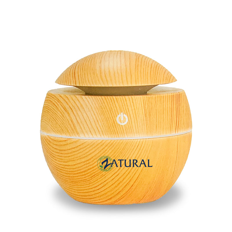 Ultrasonic Aroma Humidifier | Zatural CBD Essential Oil Diffuser