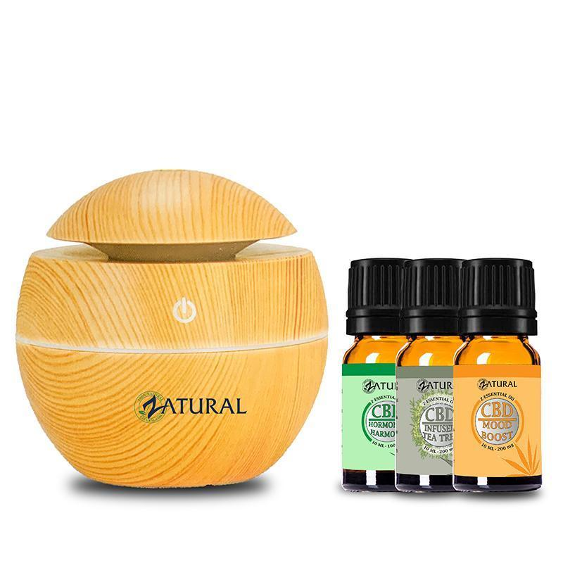 Essential Oil Sets 10ml W- Diffuser | Build Your Own Set