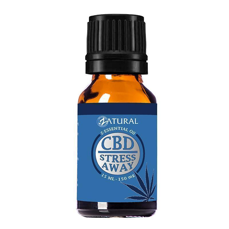 CBD Stress Away | Essential oil
