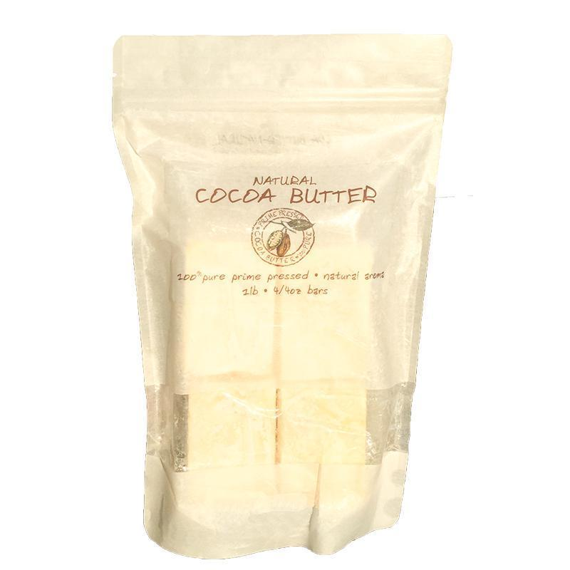 Raw Natural Cocoa Butter