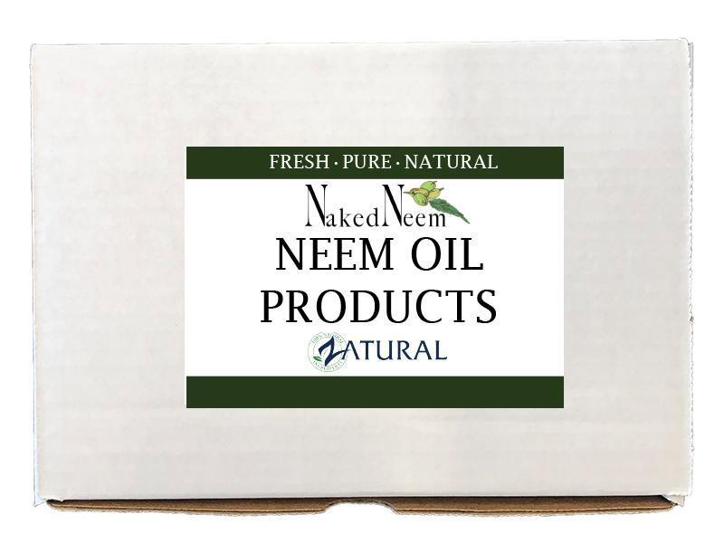 Neem Sample Box | With Organic Neem Oil