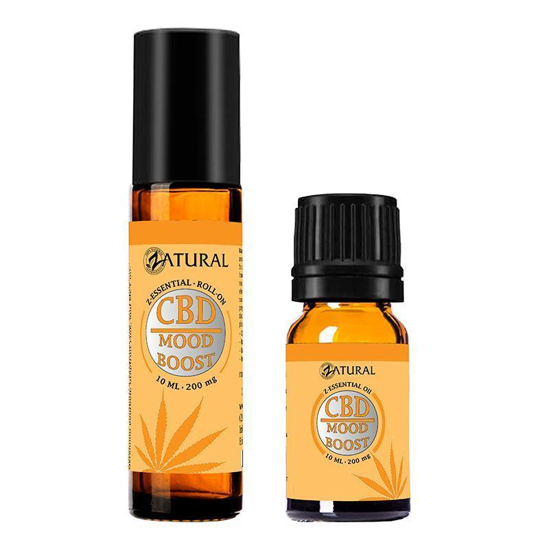 CBD Roll-On | Mood Boost