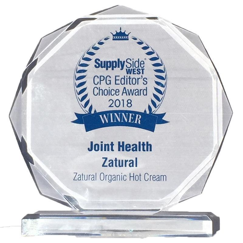 Joint health Winner Supply side west
