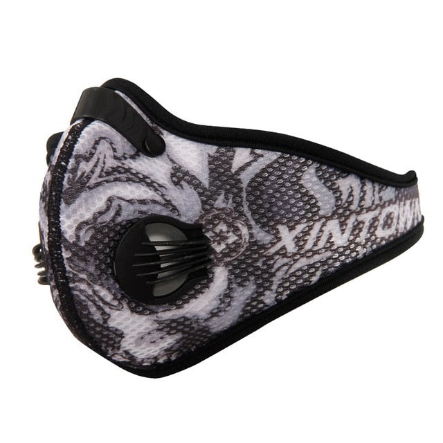 fcb89028 ... Load image into Gallery viewer, XINTOWN Men/Women Activated Carbon  Dust-proof Cycling ...