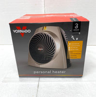 new Other Vornado 1559 BTU 750-Watt Portable Electric Fan Heater Furnace VH203 Personal Vortex