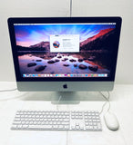 Apple iMac Slim 21.5in. Late 2012 A1418 8GB 1TB Core i5 2.7GHz with Wireless Keyboard and Mouse Grade A