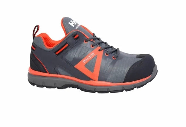 new Other Helly Hansen Men's Active Athletic Size 9, Regular Width - Composite Toe, Black/ Orange - Model# FHHA172S-O1O-09
