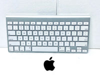 apple A1314 Wireless Bluetooth Keyboard, Aluminum Finish