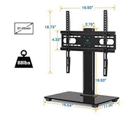 new Other Perlesmith Table Top TV Stand for 37-55 inch LCD LED TVs - Black
