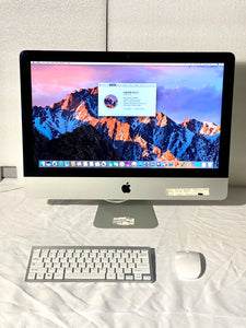 Apple iMac 21.5in. Late 2012 8GB 1.12TB Fusion Drive Core i5 2.9GHz with Wireless Keyboard and Mouse