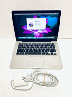 Apple MacBook Pro 13in. Mid 2012 MD101LL/A 8GB 250GB SSD Intel Core i5 2.5GHz Grade C
