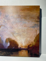 "trademark Art ""Ulysses Deriding Polyphemus 1829"" Canvas Art by Joseph Turner 47"" x 30"" x 2"""