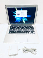 Apple MacBook Air 13in. 2015 Z0UU1LL/A 8GB 251GB SSD 2.2GHz Intel Core i7 Grade A