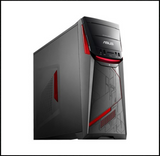 ASUS ROG G11CD-K Core i7-7700 CPU 3.6GHz (8 CPUs) GeForce GTX 1050 2GB 16GB 1TB Windows 10, PC Iron Gray RGB Lighting