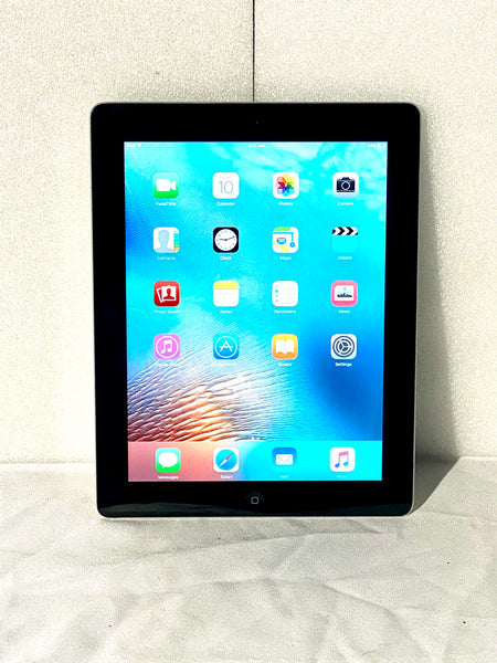 "AApple iPad 2nd Generation MC769LL/A 16GB, Wi-Fi 9.7"", Black/Silver"