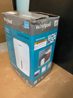 new Other Whirlpool Energy Star 70 Pint Dehumidifier With Pump - WDH70EAPW