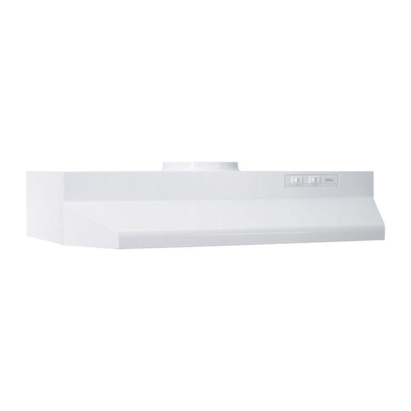 New Other Broan 42000 Series 30 in. Under Cabinet Range Hood In White