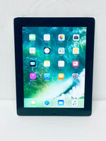 "Apple iPad 4th Generation MD510LL/A 16GB, Wi-Fi 9.7"", Black/Silver Grade C"