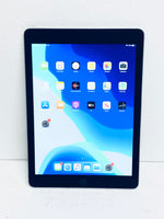 "Apple iPad Air 2nd Generation MGL12LL/A 16GB, Wi-Fi 9.7"", Black/Space Gray Grade C"