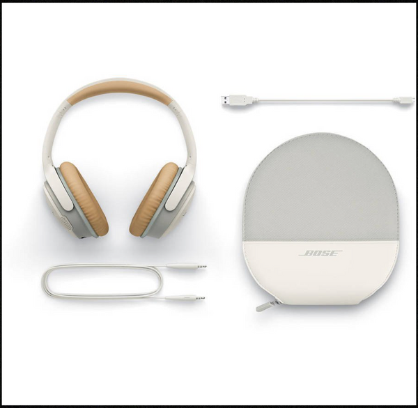 New Other Bose SoundLink Around Ear Wireless Bluetooth Headphones II, White