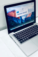 Apple MacBook Pro 13in. Mid 2012 MD101LL/A 8GB 256GB SSD Core i5 2.5GHz Grade A