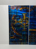 "new Other Next Innovations Metal Artwork Manuver of Grace Galleria 36"" x 23"""