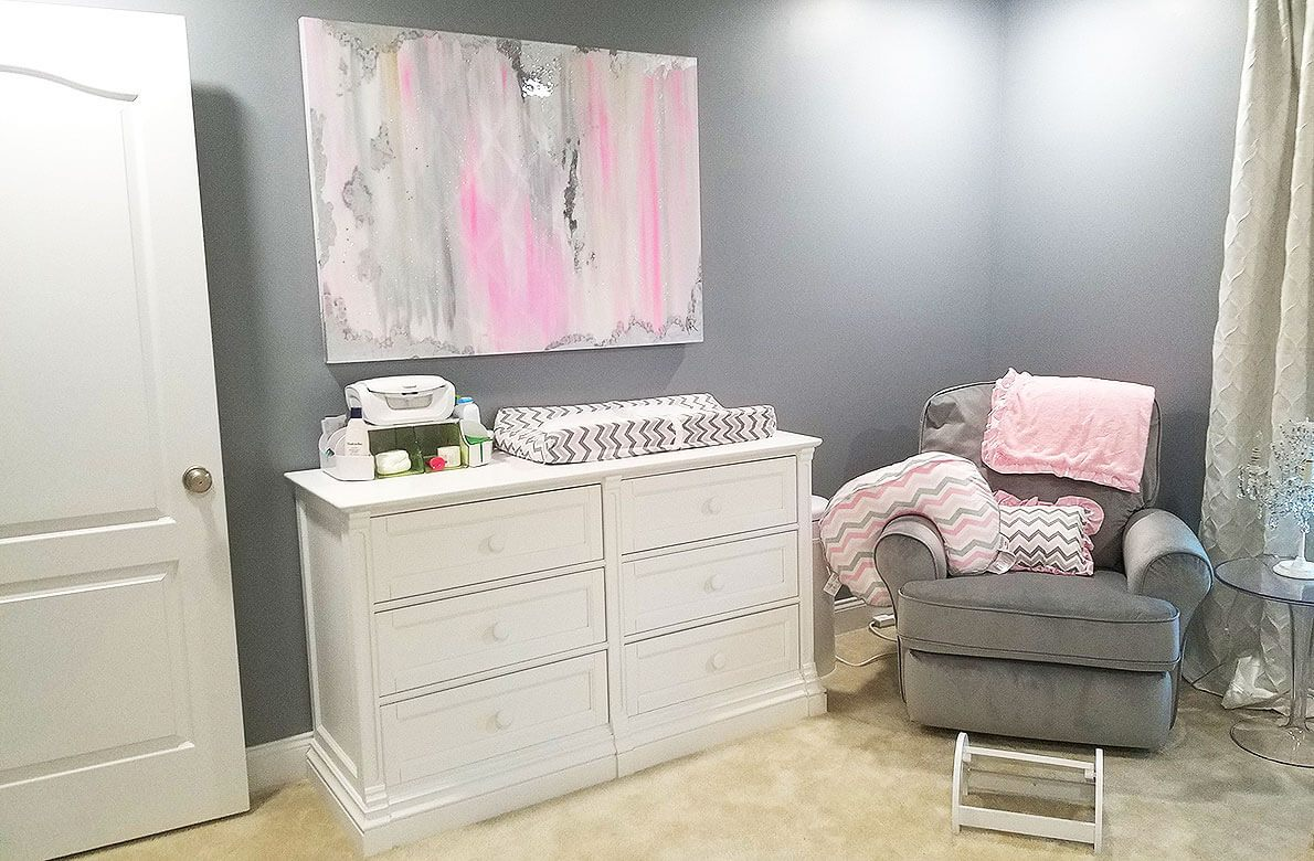 Imperio White Double Dresser
