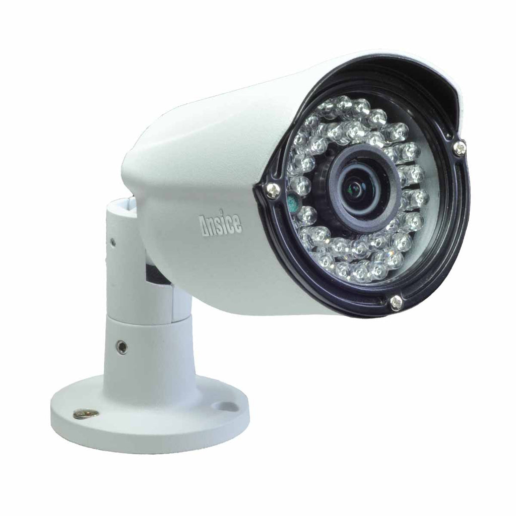 Poe Onvif 3mp 2mp 1080p H 265 Camera Poe Metal Body Outdoor Waterpro Ansice