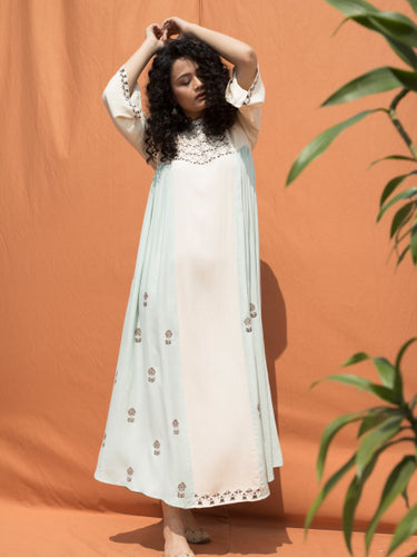 The Essaouira Maxi Dress - Bohame