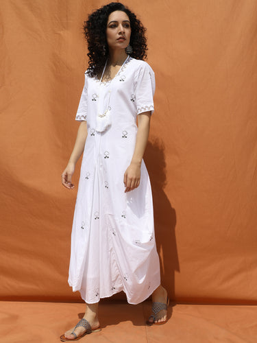 Dress Cum Jumpsuit - Bohame