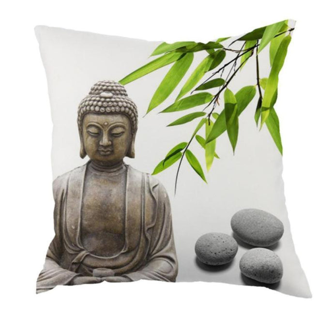 Buddha Zen Pillowcase