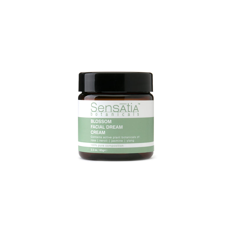 Sensatia Botanicals Blossom Facial Dream Cream - The Lemon Tree Apothecary