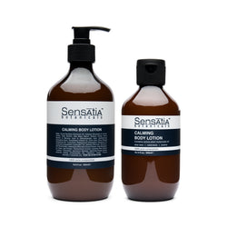 Sensatia Botanicals Calming Body Lotion - The Lemon Tree Apothecary