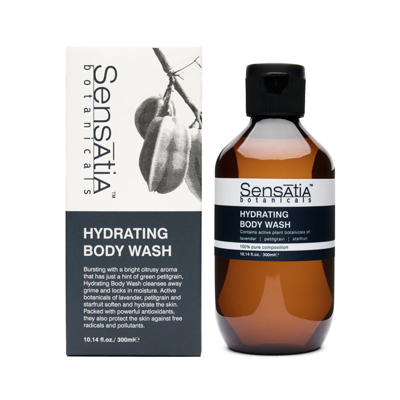 Sensatia Botanicals Hydrating Body Wash - The Lemon Tree Apothecary