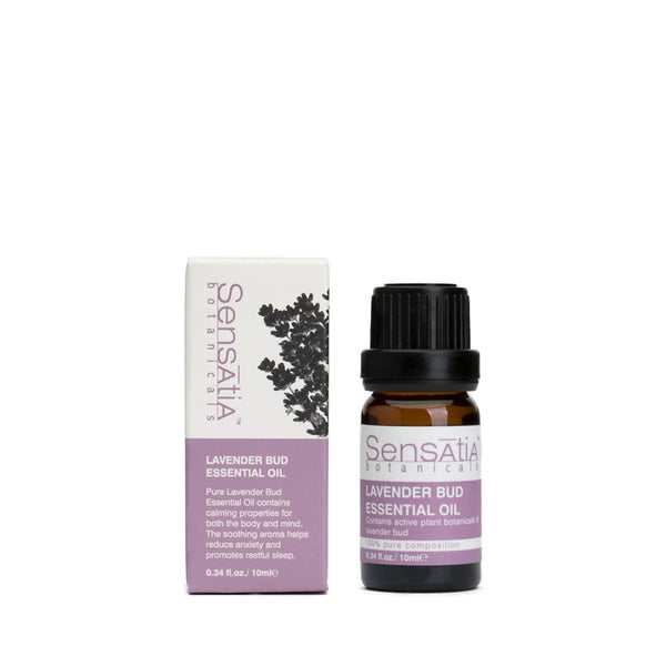 Lavender Bud Essential Oil - The Lemon Tree Apothecary