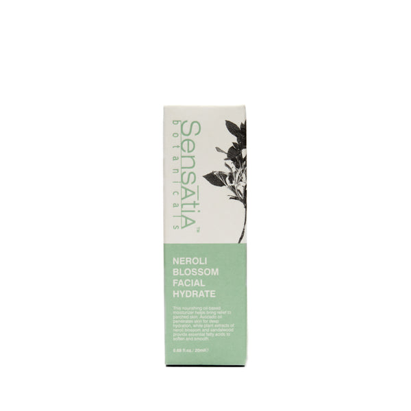 Sensatia Botanicals Neroli Blossom Facial Hydrate - The Lemon Tree Apothecary