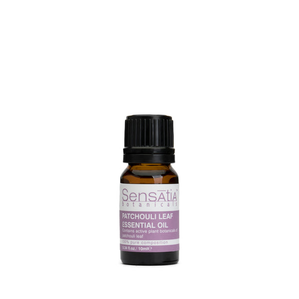 Patchouli Leaf Essential Oil - The Lemon Tree Apothecary