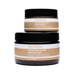 Sensatia Botanicals Relaxation Blend Body Butter - The Lemon Tree Apothecary