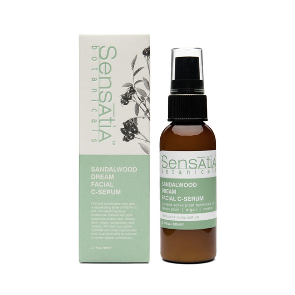 Sensatia Botanicals Sandalwood Dream Facial Toner - The Lemon Tree Apothecary