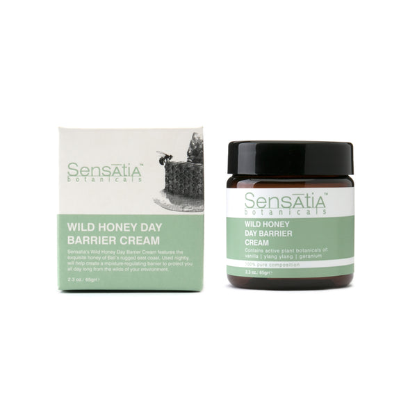 Sensatia Botanicals Wild Honey Day Barrier Dream - The Lemon Tree Apothecary