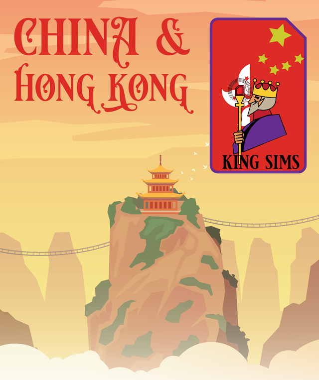 China & Hong Kong