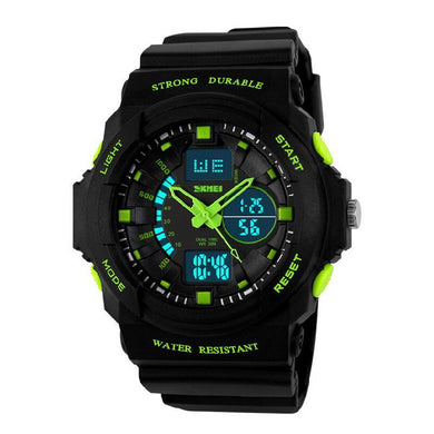 Quartz Children Digital Watch