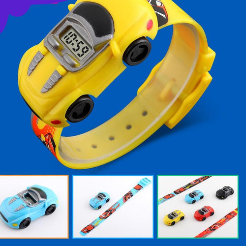 Creative Digital Sport Kid Watch